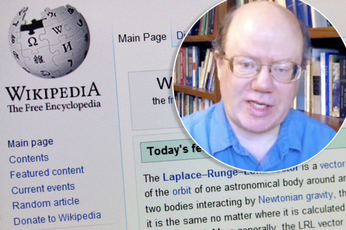 Wikipedia co-founder says site is now 'propaganda' for left-leaning 'establishment'