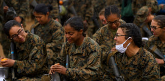 Senate defense bill would require women to register for draft