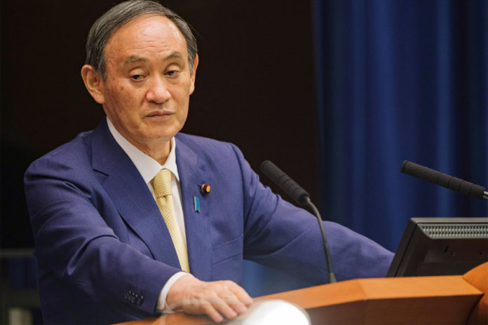 Japan must 'fulfill our obligation' ahead of Olympics