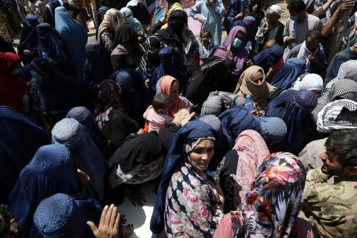 US vows to isolate Taliban if they take power by force