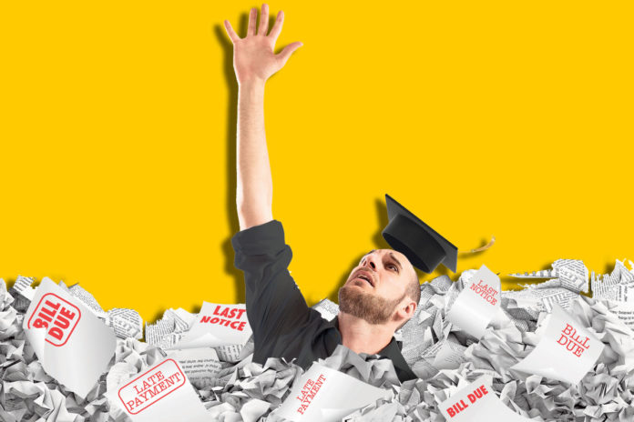 Why student loan debt is trapping more Americans than ever