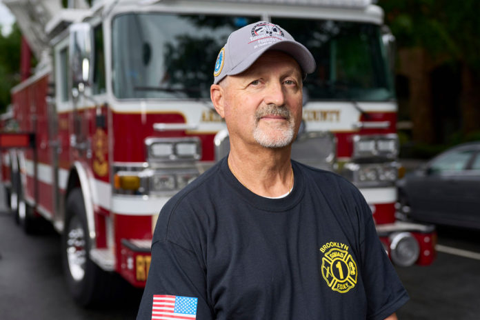 Stephen Siller's brother walks from Pentagon to Ground Zero for 9/11