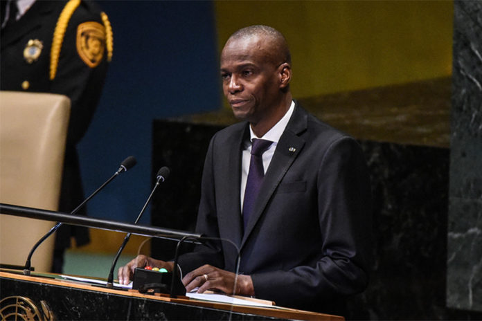 Supreme Court judge Wendelle Coq-Thelot named suspect in Haitian president assassination