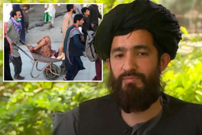 Taliban leader warned of threats before Kabul airport explosion
