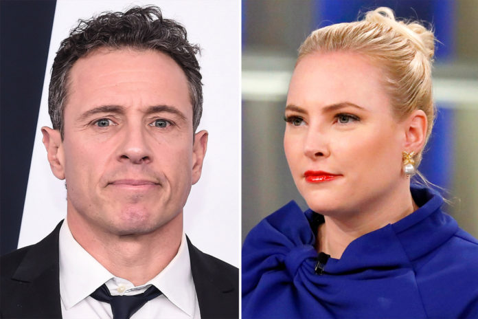 Meghan McCain blasts Chris Cuomo for nepotism over Andrew coverage