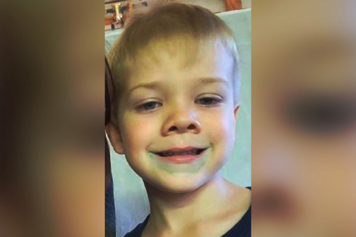 Idaho cops search for missing 5-year-old boy Michael Joseph Vaughan