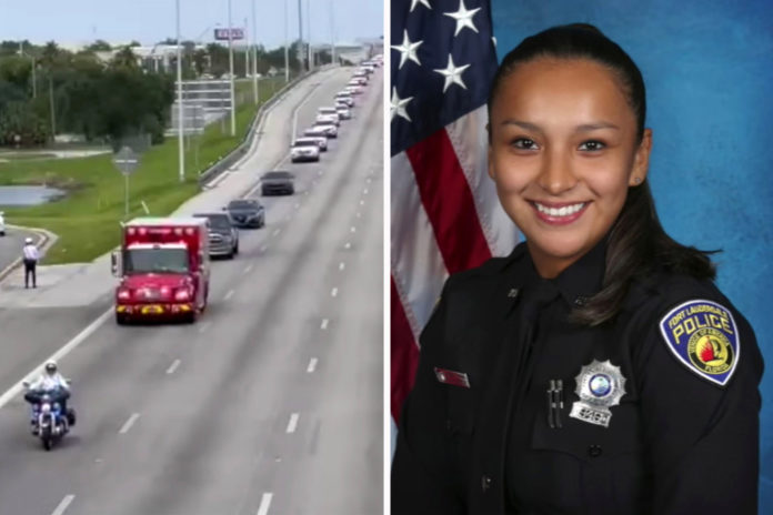 Florida cop Jennifer Sepot becomes fifth cop to die of COVID-19 this week