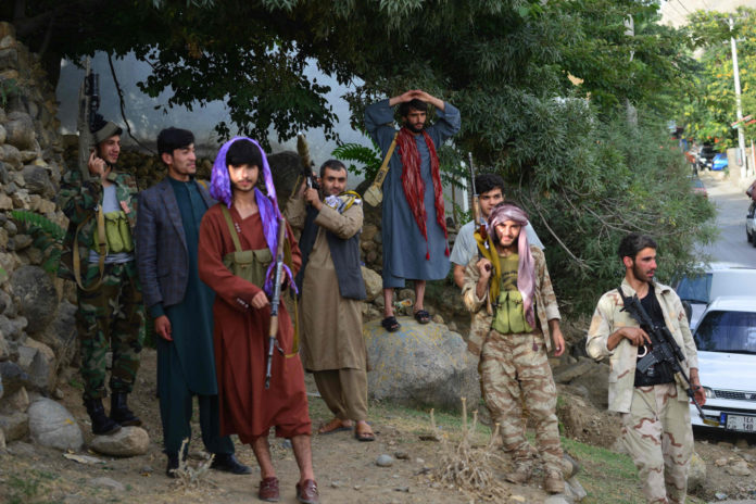Inside the Afghanistan province that refuses Taliban control