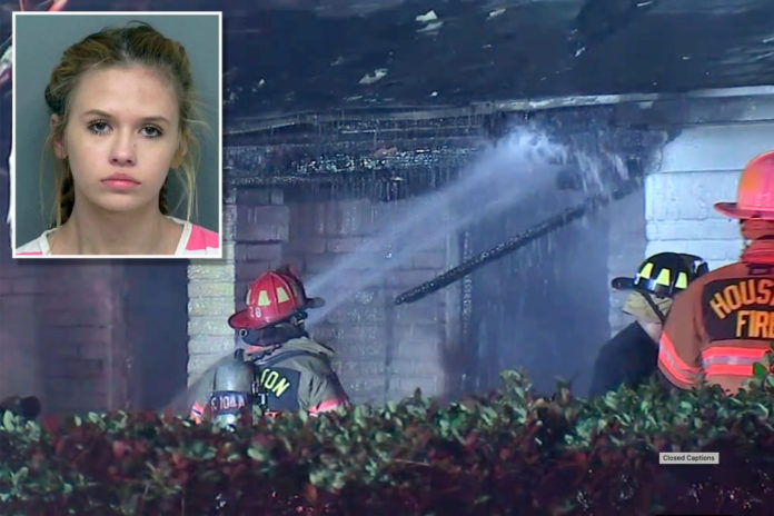 Emma Presler charged with murder, allegedly set couple on fire