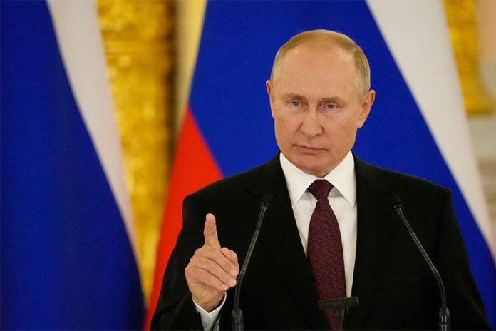 Vladimir Putin refuses to allow Afghan refugees into Russia
