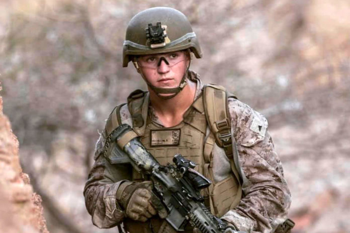 Dad of Marine killed in Kabul 'scared sh--less' for what comes next