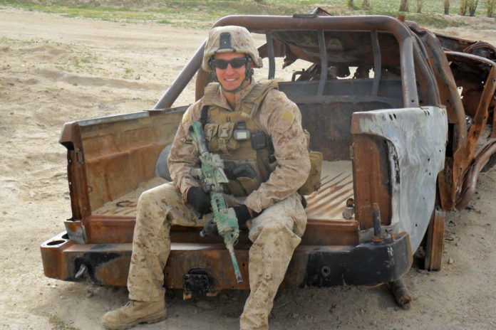 Marines praise Lt. colonel fired for slamming Afghan exit