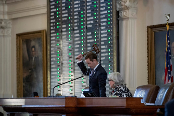 Texas House reach quorum after Dems blocked election bill