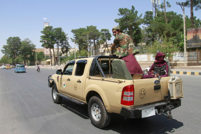 Taliban takes Afghan government stronghold of Mazar-i-Sharif