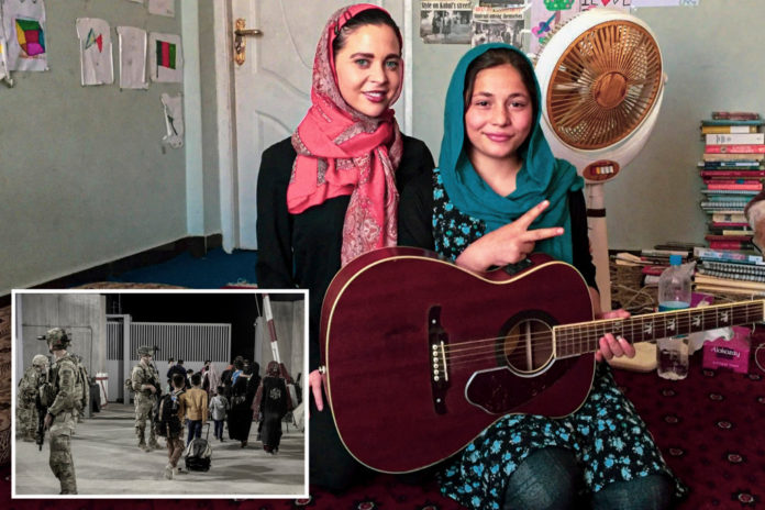US leaves behind hundreds of Afghan girls in Kabul
