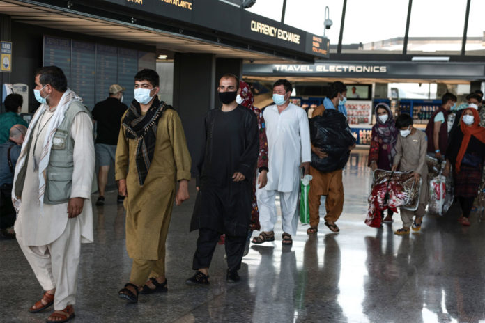 Afghanistan evacuation complicated by fears of passport fraud