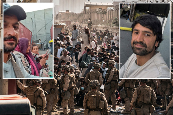 Frightened voices of American allies left behind in Kabul