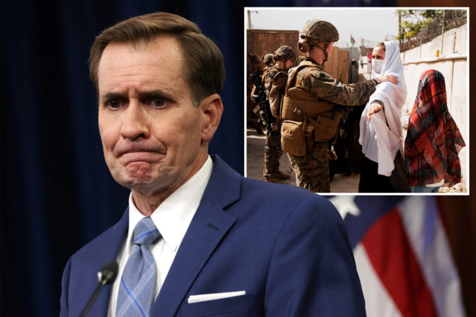 Pentagon 'doesn't know' how many Americans are in Afghanistan