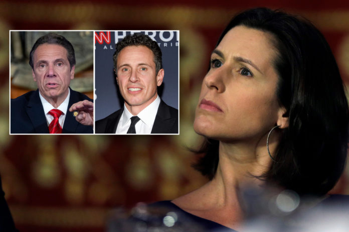 CNN exec tied to Cuomo accused of being reason brother Chris gets pass