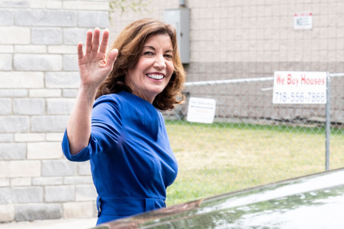 Soon-to-be Gov. Kathy Hochul says Cuomo's resignation was 'right thing to do'