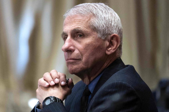 Dr. Anthony Fauci warns COVID-19 wave is 'going to get worse'