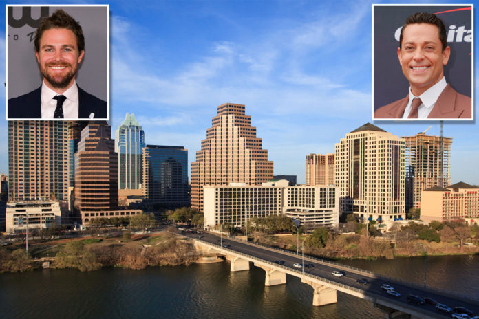 Hollywood stars are fleeing to Austin amid the pandemic