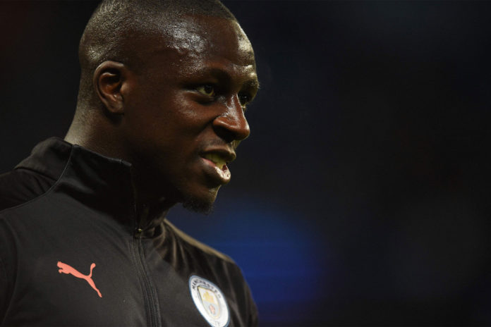 Manchester City's Benjamin Mendy charged with rape, suspended by club