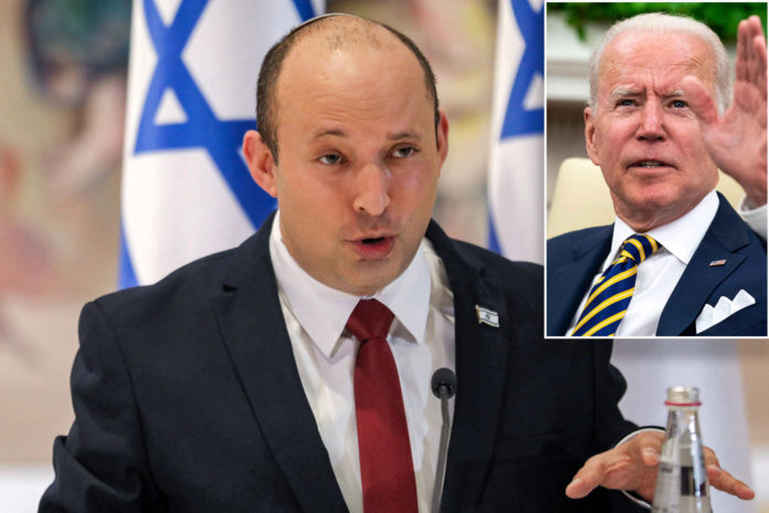 Israel's PM and Biden to meet over Iran nuke deal, other security issues