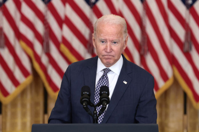 Biden's approval rating flips for the first time amid Afghan crisis