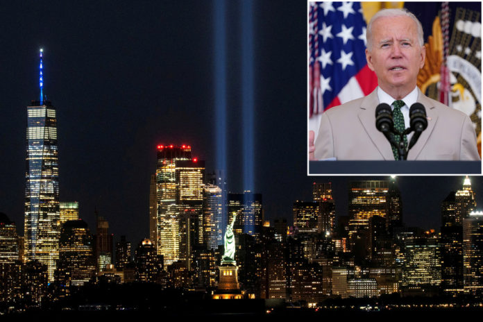 9/11 families, survivors tell Biden to stay away from 20th memorial events