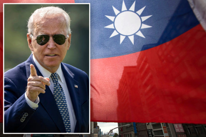 US policy for Taiwan hasn't changed despite Biden defense comment: official