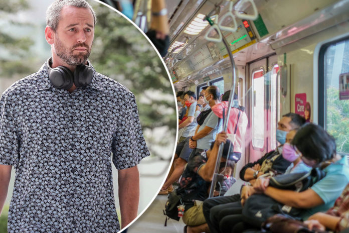 British man jailed for refusing to wear mask to be deported from Singapore