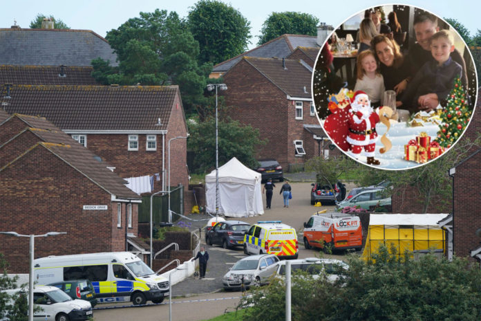 Lee and Sophie Martyn dead after Plymouth, England shooting