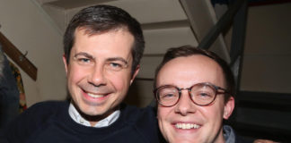 Pete Buttigieg and husband Chasten reveal they're dads