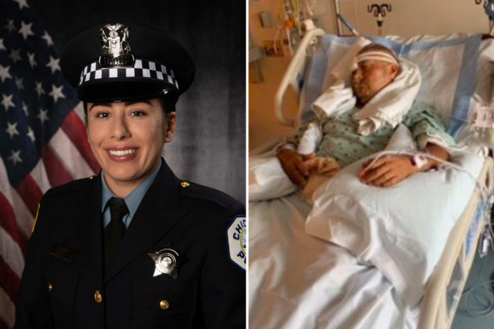 Chicago police partner of Ella French is reportedly paralyzed