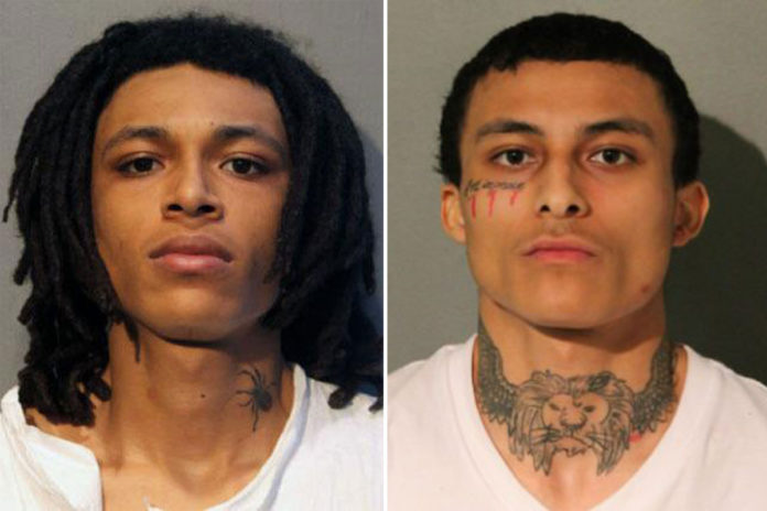 2 brothers charged in fatal shooting of Chicago officer