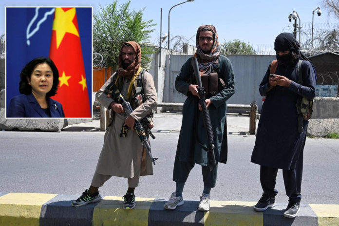 China ready to deepen relationship with Afghanistan