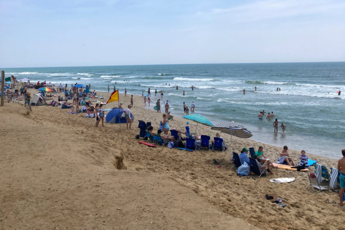 Nantucket's south shore of closed for shark sightings