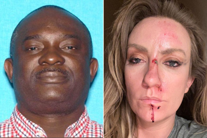 Lyft driver busted for attack on country singer Clare Dunn