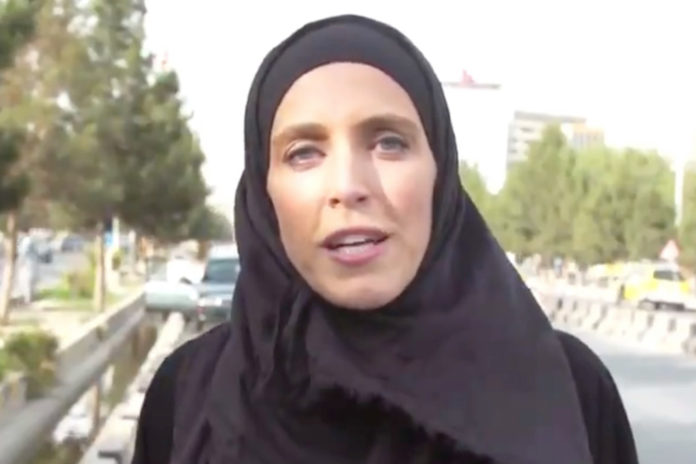 CNN's Clarissa Ward describes the mayhem and chaos outside the Kabul airport in Afghanistan.