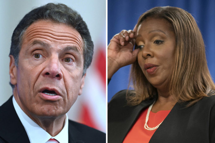 Albany DA asks AG for materials on Cuomo probe