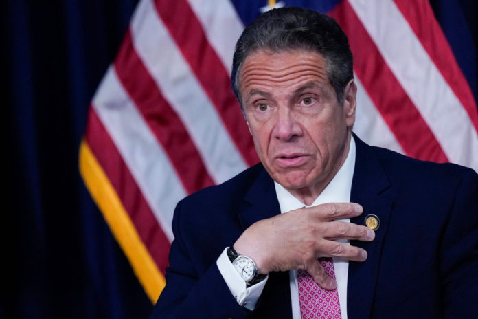 Bipartisan calls emerge for Cuomo to step down