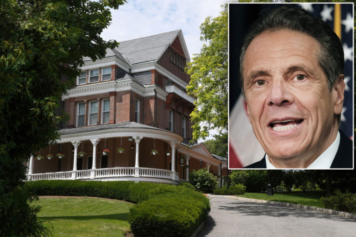 Andrew Cuomo hiding in governor's mansion forming survival plan: source