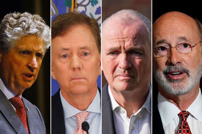Neighboring govs call on Cuomo to resign over sex harassment