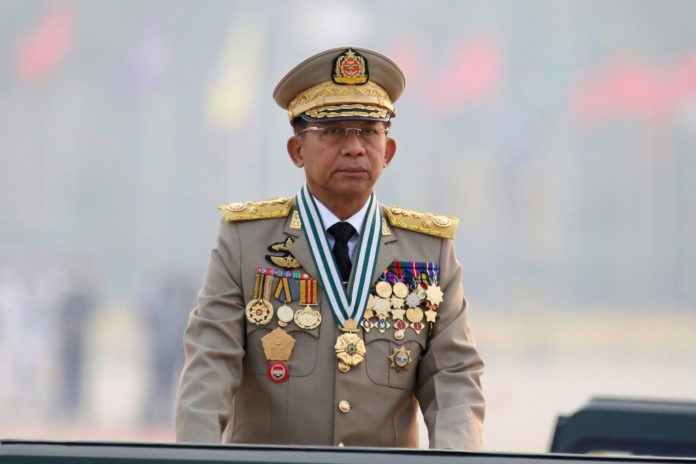 1,001 killed since military took over Myanmar