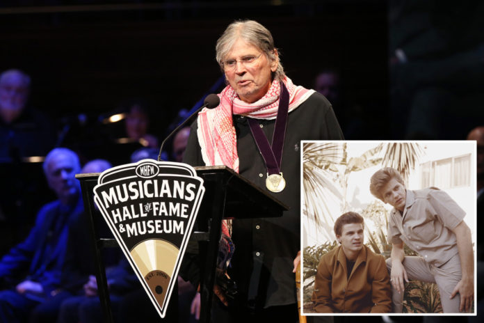 Don Everly of rock duo the Everly Brothers dead at 84