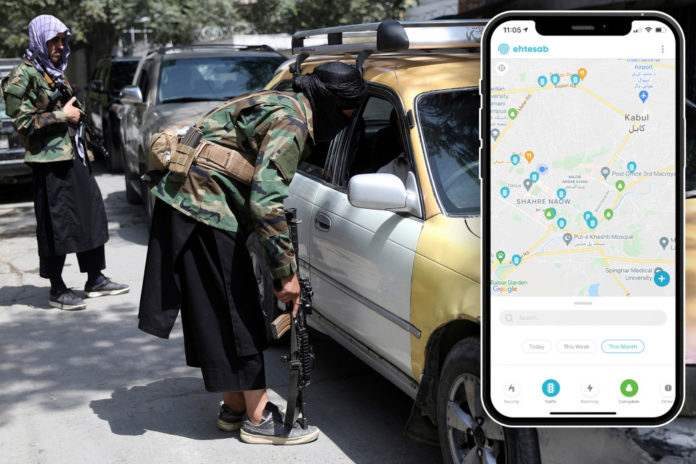 Afghans use Citizen-style public safety app to dodge violence in Kabul