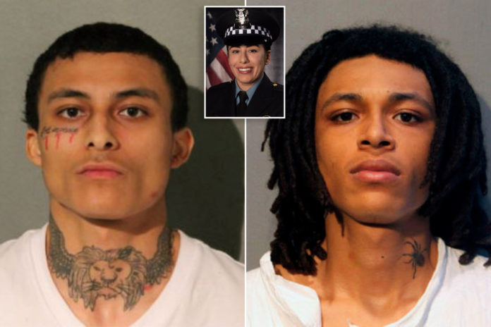 Brothers charged in killing of Chicago cop were on probation