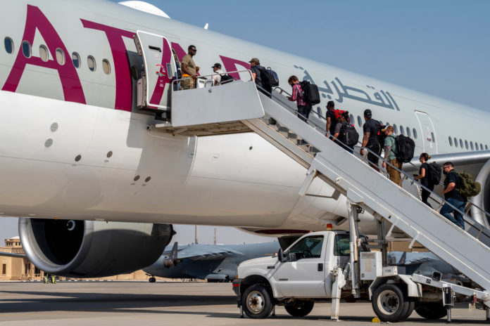 US Embassy staff face 'brutal experience' to Kabul airport