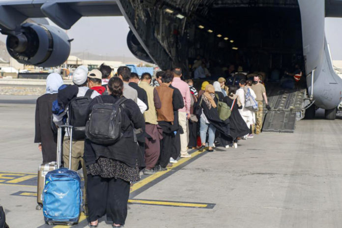 American, Southwest airlines evacuating Afghan refugees
